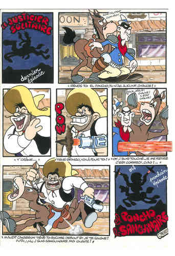 Pacheco Chico : Texas Avery planche 3