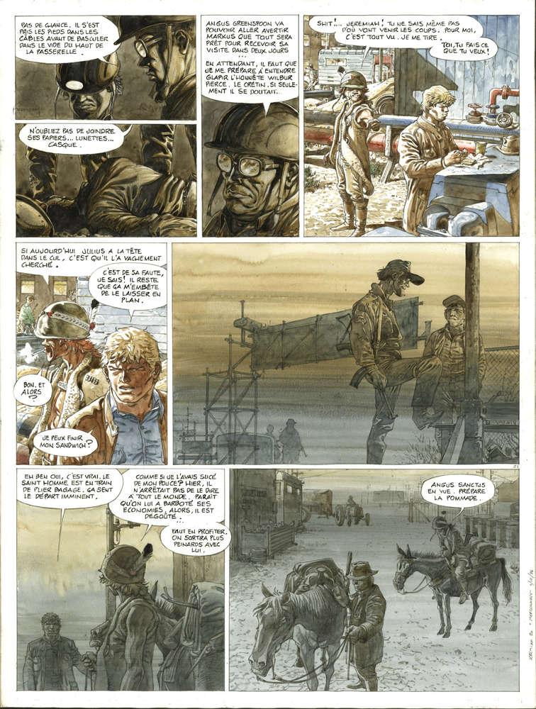 jeremiah 20 mercenaires